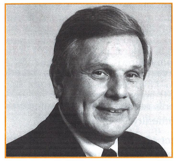 Photo of Dr. Richard Burley