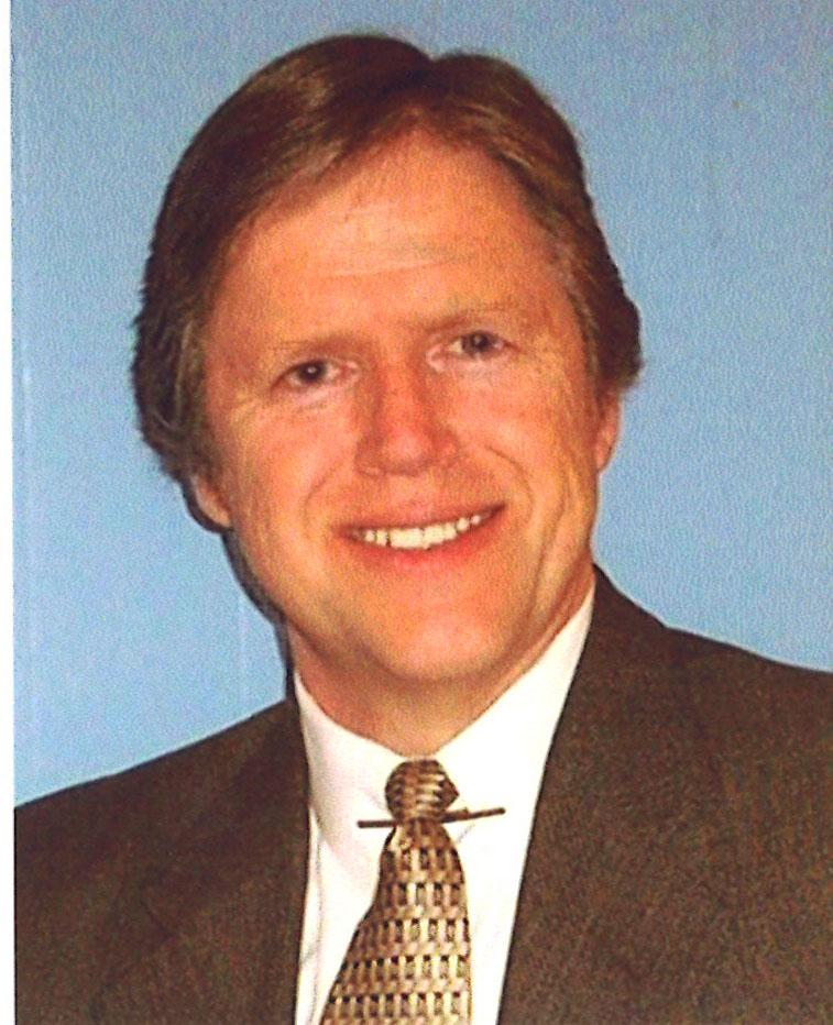 Photo of Dr. Timothy O'Rourke