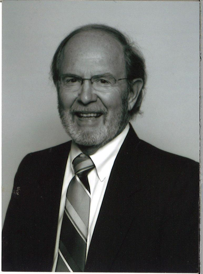Photo of Dr. William Budd Glenn